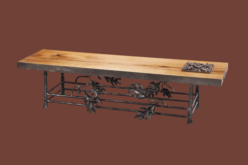 wrought-iron-oak-table-bronze-tile
