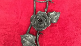Hand-Forged Wrought Ironwork For Sale