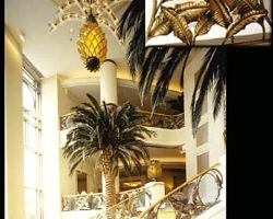 Loews Miami South Beach Hotel Grand Stairway Railing