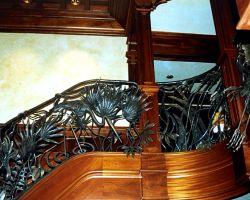 Sea Pines Hilton Head Island, Sc Home Grand Staircase Railing
